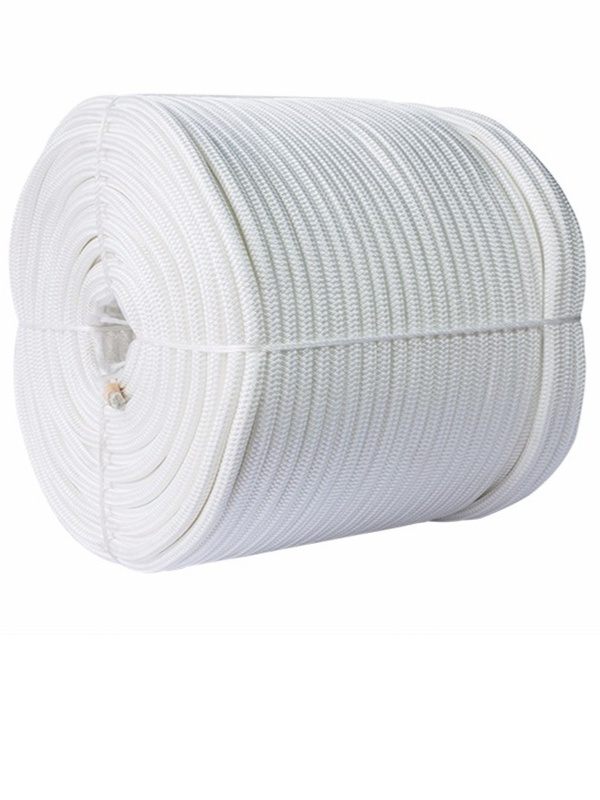 Braided Rope Pure White